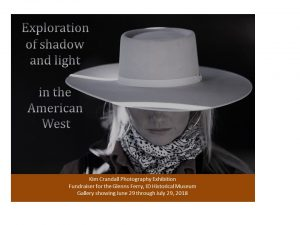 Exploration of Shadow and Light in the American West @ Old School House Museum | Glenns Ferry | Idaho | United States